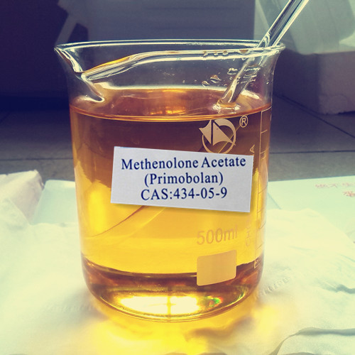 CAS 434-05-9 Legal Injectable Steroids Methenolone Acetate Primobolone Powder
