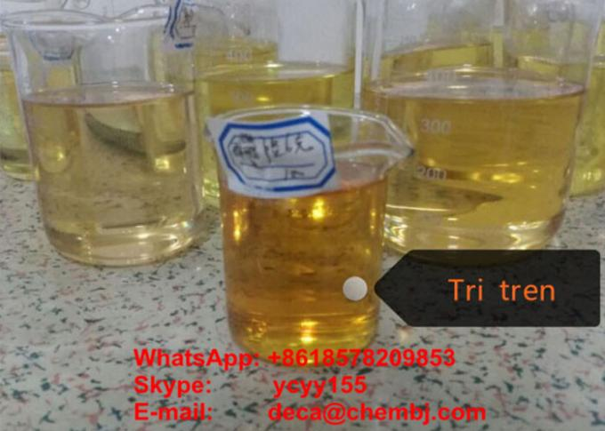 Parabolan H 75mg Trenbolone Acetate Steroid / Trenbolone Hexahydrobenzylcarbonate