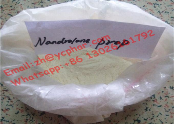 Promote Growth Nandrolone Phenylpropionate NPP Muscle Gain Steroids White Powder