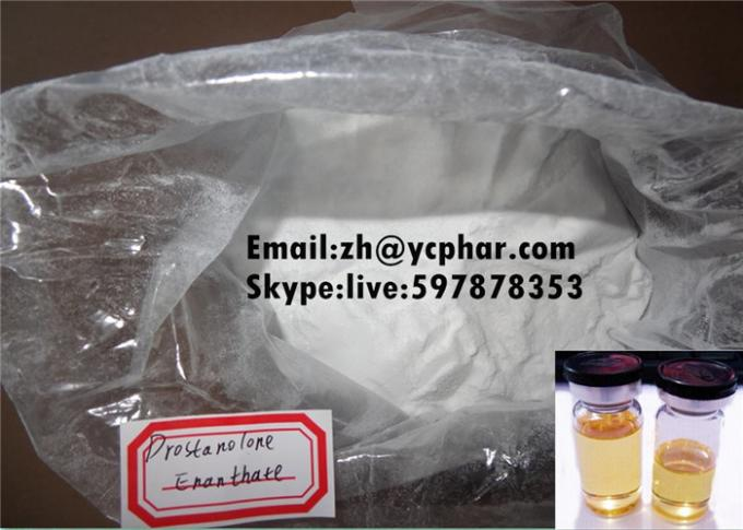 Masteron Enanthate Powder Anabolic Steroid Drostanolone Enanthate For Cutting Cycle