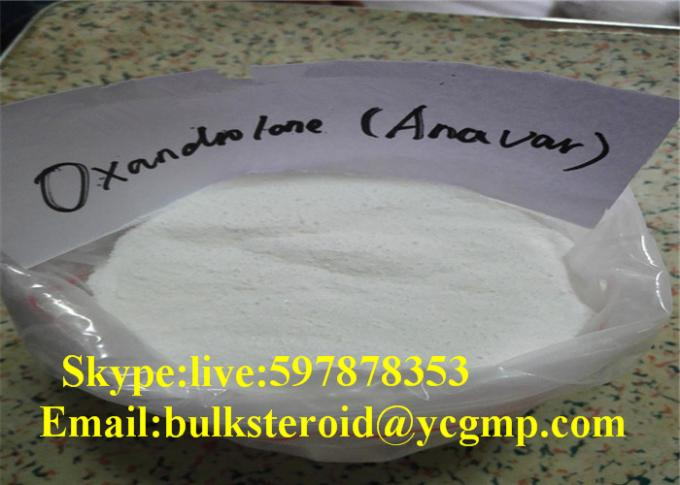 Bodybuilding Anabolic Oral Steroids Anavar Oxandrolone Powder Oxandrolon Oxanabol