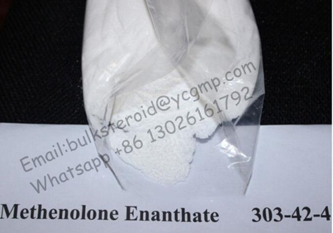 Primobolan Depot  Oral Anabolic Steroids Methenolone Enanthate 99% Purity CAS 303-42-4