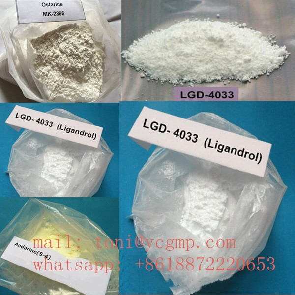 GW-501516 White SARM Steroid Powder For Ergogenic Performance Enhancement