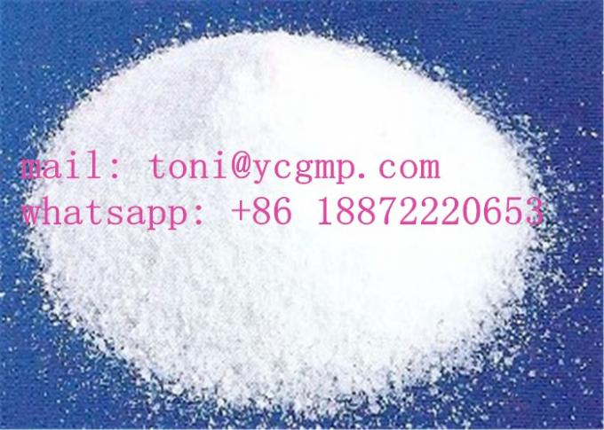 Drostanolone Enanthate / Masteron Enanthate White Powder Fat Burning Steroids 472-61-1