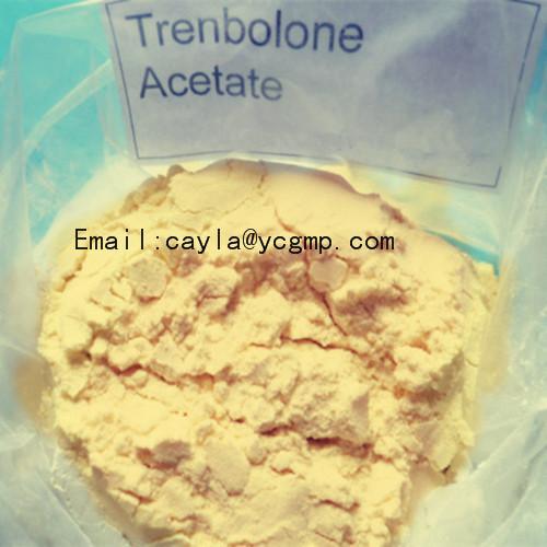 Raw Steroid Hormone Powder Testosterone Acetate for Muscle Strength CAS1045-69-8