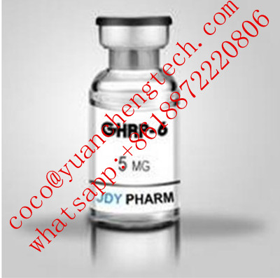 GHRP-6 Human Growth Hormone Somatropin With Secretagogue / Ghrelin Mimetic