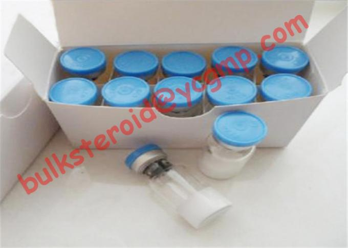 Bremelanotide PT-141 HGH Peptide Fragment , Body Building Peptides White Powder