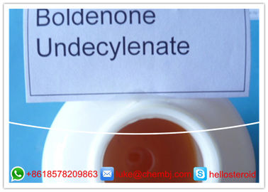 China Boldenone Undecylenate Equipoise / Boldenone Esters Powder CAS 13103-34-9 supplier