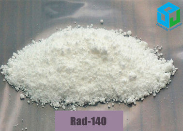 China Custom Pharmaceutical SARMS Steroids Selective Androgen Receptor Modulators RAD-140 supplier