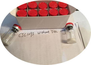 China 2MG Human Growth Hormone CJC-1295 DAC / CJC-1295 NO DAC Available for Bodybuilding supplier