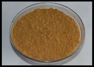 China Natural Coumarin Osthol / pharma raw materials brown powder For Anti - inflammatory , CAS 484-12-8 supplier