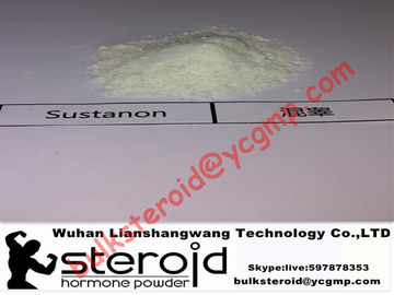 China Sustanon 250 Mixed Raw Steroid Powders Omnadren / Sustanon 250 For Bodybuilding supplier