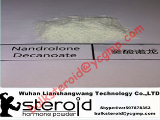 China 99% Purity Bodybuilding Steroid Nandrolone Cypionate Powder 601-63-8 supplier