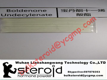 China Equipoise Oil Raw Boldenone Undecylenate Bodybuilding Fitness Injection EQ supplier