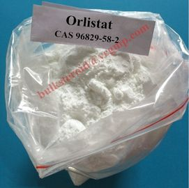 China Legal Fat Burning Steroids Powder Orlistat For Antiobesity agent CAS 96829-58-2 supplier