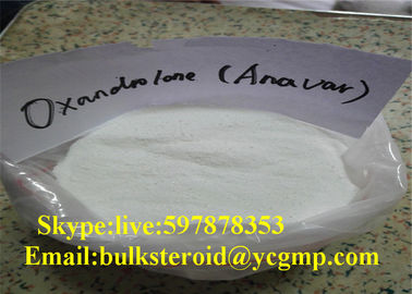 China Oxandrolone Anavar Oral Anabolic Steroids supplier