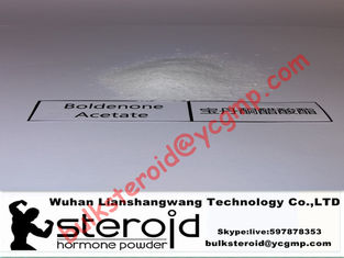 China Boldenone Acetate Injectable Steroids CAS 2363-59-9 For Cutting Cycle supplier