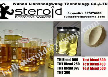 China Bulk Injection oil Nandrolone DECA Durabolin semifinished steroids oil supplier
