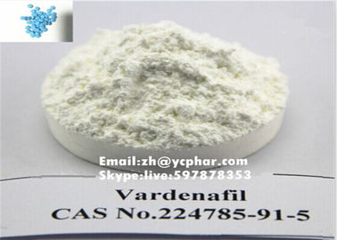 China Vardenafil Sex Enhancement Drugs ED Treatment Levitra Powder USP EP Standard supplier