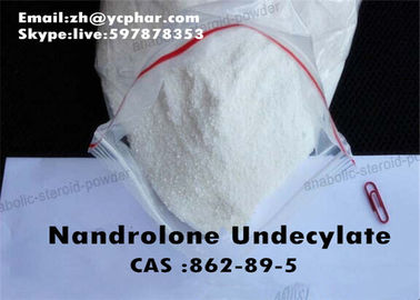 China Dynabolon Nandrolone Undecanoate Anabolic Steroids Nandrolone Undecylate 862-89-5 supplier