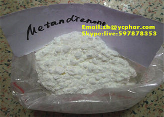 China White Steroid Raw Powder Methandienone Dianabol CAS  72-63-9 supplier