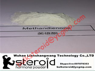 China Dianabol Dbol Oral Anabolic Steroids Methandienone Methandrostenolone For Muscle Growth 72-63-9 supplier