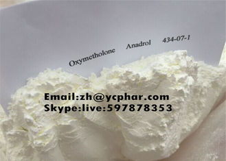 China Anadrol Oral Anabolic Steroids Powder Oxymetholone Anadrol For Muscle Bulking 434-07-1 supplier