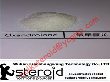 China Oral Anabolic Steroids Oxandrolone Powder Tablets Press Anavar Crystalline supplier