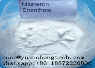 China Professional Bodybuilding Raw Powder Drostanolone Enanthate 472-61-1 supplier