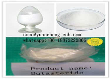 China Raw Powder SERMs Steroids Dutasteride / Avodart 164656-23-9 Treatment of Hair Loss supplier