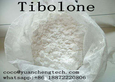 China High Purity Synthetic Steroid Hormone Livial Raw Powder / Tibolone CAS 5630-53-5 supplier