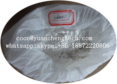 China Cialis Tadalafil Sex Enhancement Drugs Tadalafil Citrate Steroids Powder 171596-29-5 supplier
