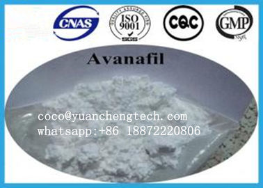 China Avanafil Effective Sex Enhangcement Powder Avanafil For Male Sexual Function 330784-47-9 supplier