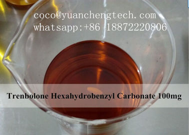 China Hexahydrobenzyl Carbonate100 Trenbolone Acetate Steroid Tren Hex Parabolan supplier