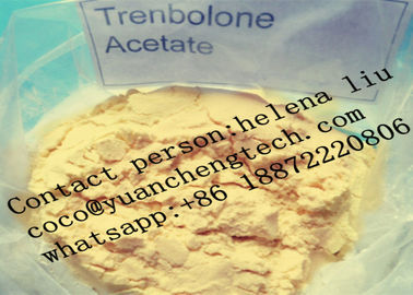 China Injectable Steroids Trenbolone Blend TriTren 180 Mg/ml Yellow Oil For Cutting Cycle supplier