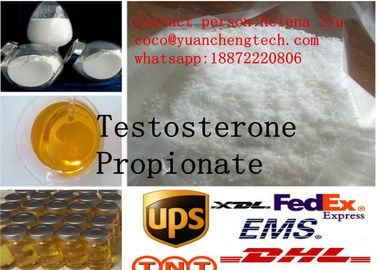 China Test Prop 100Mg/Ml Muscle Enhancing Steroids Buiking Cycle Semi-Finished Injection Oil supplier