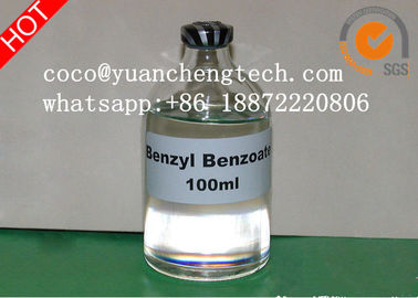 China High Purity Legit Injectable Steroids Liquid Solvents Benzyl Benzoate(BB) 120-51-4 supplier