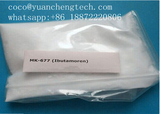 China 159752-10-0 MK-677 Powder SARM Steroid Weight Loss Ibutamoren Fitness Suplements supplier