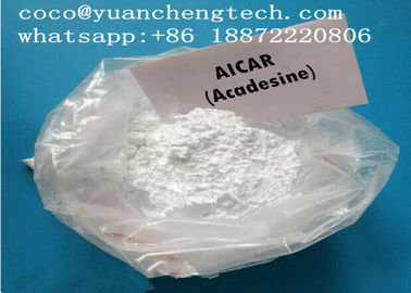 China 99% Purity Pharmaceutical SARM Steroid Aicar for Weight Loss CAS 2627-69-2 supplier