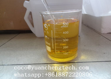 China Pharmaceutical Grade Steroid Injection For Bodybuilding Semi - Finished Oil supplier