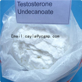 China Testosterone Steroids Pharmaceutical Testosterone Undecanoate For Bodybuilding supplier
