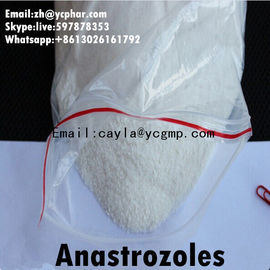China Raloxifene Hydrochloride 98% Antiestrogen Powder Evista / Raloxif HCl 82640-04-8 supplier