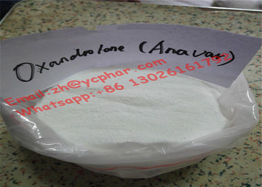 China Legit Raw Steroid Powders Oxandrolone / Oral Anavar for Muscle Building supplier