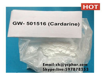 China GW-501516 Cardarine SARM Steroid Bodybuilding MK2866 Lean Mass Workout Cycle supplier
