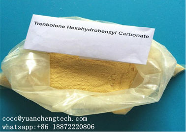 China Muscle Gaining Trenbolone Hexahydrobenzyl Carbonate Anabolic Parabolan Steroid supplier