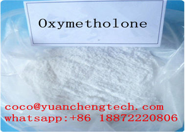 China Pharma Oral Anabolic Steroids Powder Oxymetholone/ Anadrol For Muscle Gain supplier