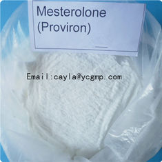 China Methasterone Raw Steroid Powders CAS 3381-88-2 White Color 97% Min Assay supplier