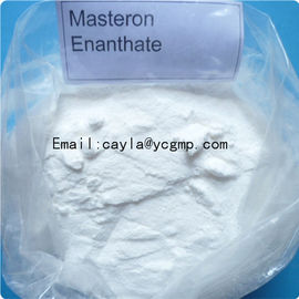 China Bodybuilding Drostanolone Enanthate Steroids For Male Sexual Dysfunction Treatment supplier