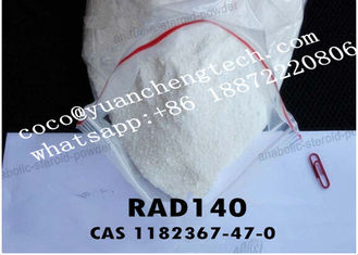 China Highest Quality Oral SARM Supplements RAD140 for fitness CAS 1182367-47-0 supplier
