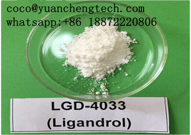 China Ligandrol SARM Steroids Hormone LGD-4033 For Bulking and Cutting 1165910-22-4 supplier